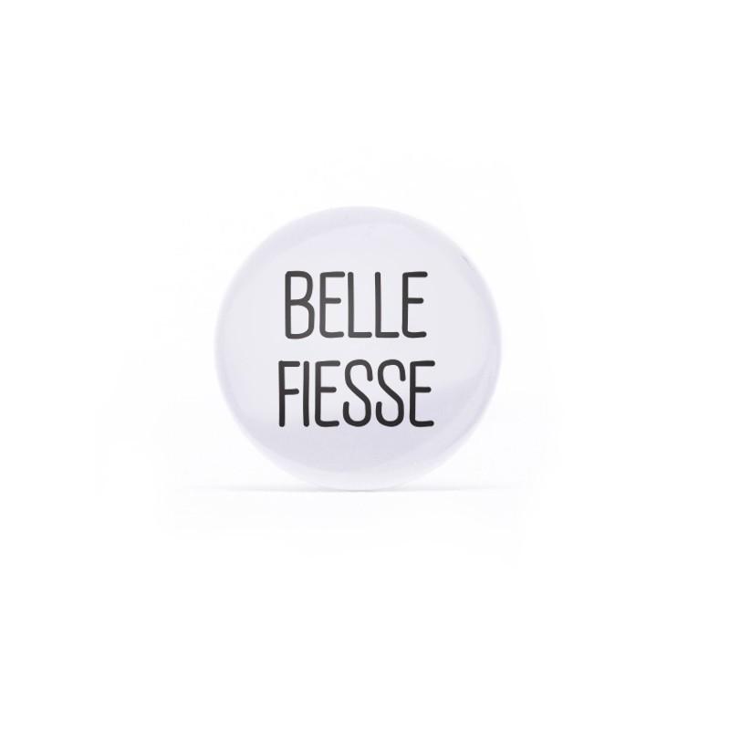 Badge Belle fiesse