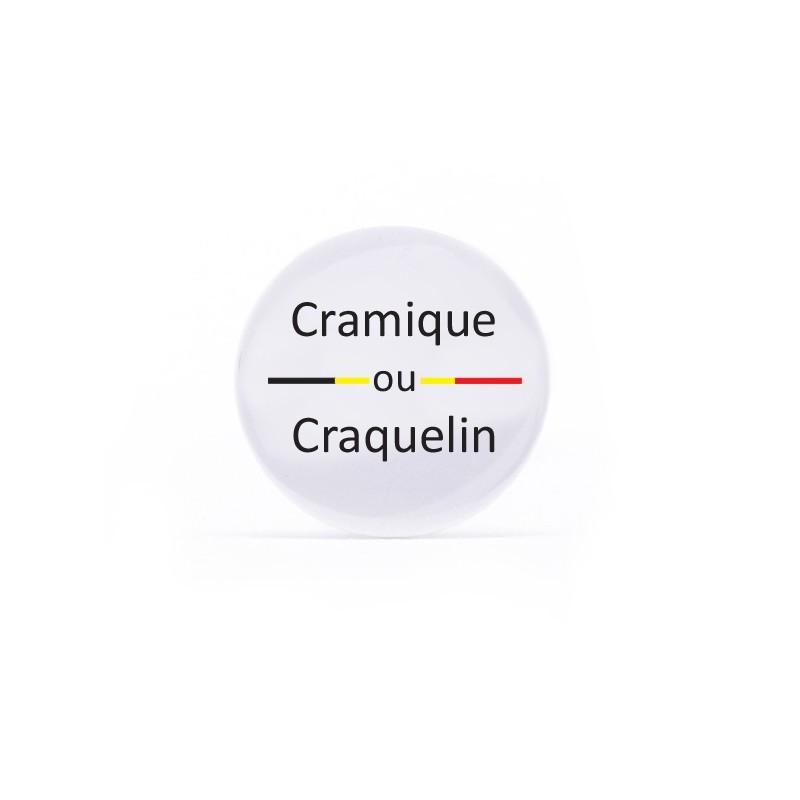Magnet Cramique ou Craquelin
